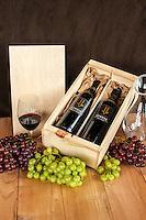 Wine Box Display