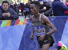 New York- New York City Marathon 6 Nov 2016