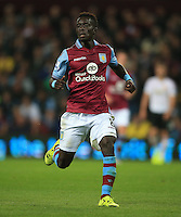 Aston Villa's Idrissa Gueye