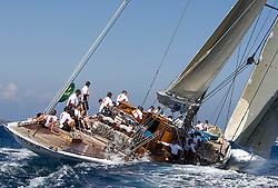 08_019155 © Sander van der Borch. Porto Cervo,  2 September 2008. Maxi Yacht Rolex Cup 2008  (1/ 6 September 2008). Day 1.