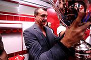 DESCRIZIONE : Milano Lega A 2013-14 EA7 Emporio Armani Milano vs Montepaschi Siena playoff Finale gara 7<br /> GIOCATORE : Livio Proli<br /> CATEGORIA : postgame post game<br /> SQUADRA : EA7 Emporio Armani Milano<br /> EVENTO : Finale gara 7 playoff<br /> GARA : EA7 Emporio Armani Milano vs Montepaschi Siena playoff Finale gara 7<br /> DATA : 27/06/2014<br /> SPORT : Pallacanestro <br /> AUTORE : Agenzia Ciamillo-Castoria/M.Marchi<br /> Galleria : Lega Basket A 2013-2014  <br /> Fotonotizia : Milano<br /> Lega A 2013-14 EA7 Emporio Armani Milano vs Montepaschi Siena playoff Finale gara 7<br /> Predefinita :