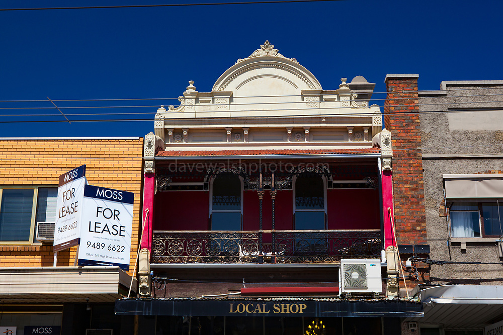 Local shop: Northcote, Melbourne, Victoria, Australia