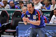 DESCRIZIONE : Campionato 2014/15 Dinamo Banco di Sardegna Sassari - Umana Reyer Venezia<br /> GIOCATORE : Paolo Citrini<br /> CATEGORIA : Ritratto Esultanza Mani Allenatore Coach<br /> SQUADRA : Dinamo Banco di Sardegna Sassari<br /> EVENTO : LegaBasket Serie A Beko 2014/2015<br /> GARA : Dinamo Banco di Sardegna Sassari - Umana Reyer Venezia<br /> DATA : 03/05/2015<br /> SPORT : Pallacanestro <br /> AUTORE : Agenzia Ciamillo-Castoria/L.Canu