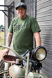 Motorcycle Cannonball Run director Jason Sims at the