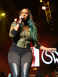 Apr 2, 2016 - Cape Town, Western Cape , South Africa - COKO of SWV performed at the 16th Annual Cape Town Jazz Festival, that took place at the Cape Town International Convention Centre. (Credit Image: © Bertram Malgas via ZUMA Wire)