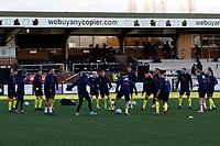 Team. Bromley FC 0-2 Stockport County. Vanarama National League. Hayes Lane. 5.12.20
