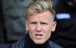 Bournemouth's Matt Richie - Photo mandatory by-line: Harry Trump/JMP - Mobile: 07966 386802 - 18/07/15 - SPORT - FOOTBALL - Pre Season Fixture - Exeter City v Bournemouth - St James Park, Exeter, England.