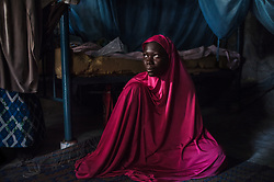 Balkisu, 16, was abducted when she was 14. She was held captive for about 15 months in the bush. Boko Haram, a militant Islamist group, began it's insurgency against the Nigerian government in 2009. The terrorist group drew global outrage after abducting more than 270 schoolgirls from the town of Chibok. Many of the girls were forced into marriage and motherhood. The Borno State National Emergency Agency estimates tens of thousands more women and girls have also been kidnapped by militants in less-publicized attacks. In armed conflicts, child marriage is increasingly used as a weapon of war, forcing girls to give birth give birth to the next germination of fighters. Thousands of girls remain missing in Nigeria with little help of rescue. Those who manage to escape struggle with little support to rebuild their lives.