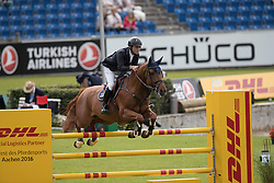 Gordon Jonathan, (IRL), Jeckle<br /> Sparkassen Youngsters Cup<br /> CHIO Aachen 2016<br /> © Hippo Foto - Dirk Caremans<br /> 12/07/16