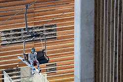 Domen Prevc during ski jumping training in Nordic Center Planica before Four Hills Tournament, on December 21, 2016 in Nordic, Center Planica, Planica, Slovenia. Photo by Matic Klansek Velej / Sportida