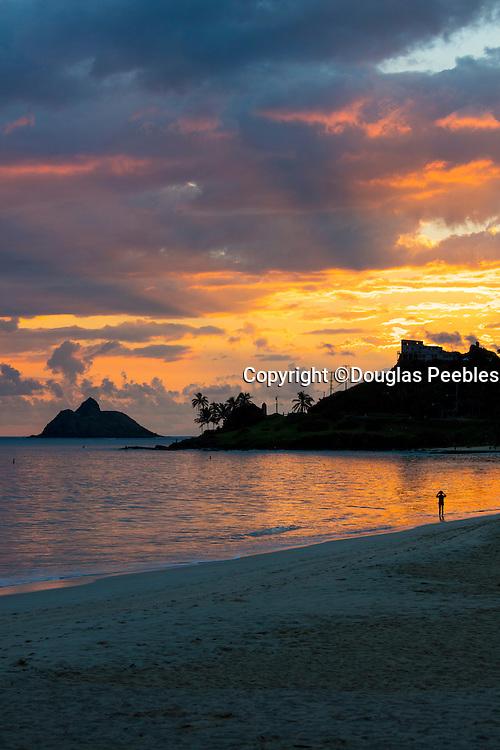 Sunsrise, Kailua Beach, Kailua,  Oahu, Hawaii