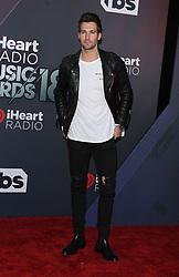 2018 iHeartRadio Music Awards - Arrivals. 11 Mar 2018 Pictured: James Maslow. Photo credit: Jaxon / MEGA TheMegaAgency.com +1 888 505 6342