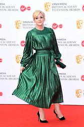 Jane Krakowski attending the Virgin Media BAFTA TV awards, held at the Royal Festival Hall in London. Photo credit should read: Doug Peters/EMPICS