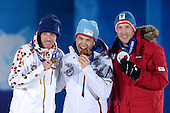 Biathlon Sprint 10km, Mens - Medal Ceremony