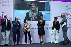 FRANCESCA PICCININI<br /> PRESENTAZIONE CAMPIONATO PALLAVOLO FEMMINILE SERIE A 2019-2020<br /> FOTO FILIPPO RUBIN / LVF