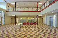 Architectural Interior & Exterior of FT Dix Reserve Cener in New Jersey