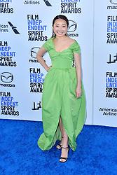 February 8, 2020, Santa Monica, Kalifornien, USA: Lulu Wang bei der 35. Verleihung der Film Independent Spirit Awards 2020 im Zelt am Santa Monica Beach. Santa Monica, 08.02.2020 (Credit Image: © Future-Image via ZUMA Press)