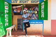 Recce day Shujaaz, Nairobi, Kenya 13 Jan 2020