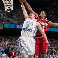 2006-01-07 North Carolina State at North Carolina Tar Heels Basketball