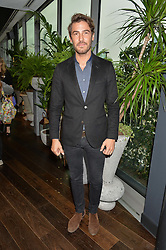 ROBERT KONJIC at the mothers2mothers World AIDS Day VIP Lunch with Next Management & THE OUTNET.COM held at Mondrian London, 19 Upper Ground, London on 1st December 2014.