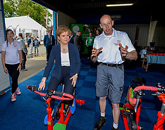 First Minister at Royal Highland Show 2019, Edinburgh, 21 June 2019
