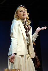 Desperately Seeking Susan<br /> Novello Theatre<br /> press photocall<br /> 12th November 2007<br /> <br /> Kelly Price (as Roberta Glass)<br /> <br /> Photograph by Elliott Franks
