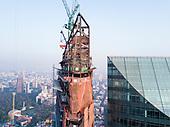 skyscraper CDMX