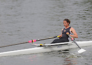 Gent, BELGIUM,   Juliet HAIGH, competing in the Women's singles W1X, competing at the International Belgian Rowing Championships, Saturday 09/05/2009, [Mandatory Credit. Peter Spurrier/Intersport Images]