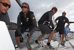 Hansen v Berntsson. Photo: Dan Ljungsvik