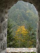 Turkey, Trabzon Province, fort