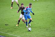 Fussball: 2. Bundesliga, FC St. Pauli - Holstein Kiel, Hamburg, 09.01.2021<br /> <br /> © Torsten Helmke