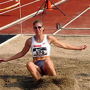 Arenagames 2004, Verspringen vrouwen, Karin Ruckstuhl (270)