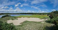 CROMVOIRT - panorama  hole 8, Bernardus Golf is een golfbaan in Cromvoirt, die in 2018 is geopend. De 18-holes baan is een ontwerp van de baanarchitect Kyle Phillips. De baan is aangewezen voor het Dutch Open, .   COPYRIGHT KOEN SUYK