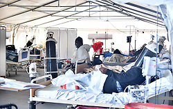 South Africa - Pretoria - 10 July 2020 - Minister of health Dr Zweli Mkhize visit Tshwane District Hospital to monitor the level of preparedness as the province has become the epicenter for Covid-19. <br /> <br /> Picture: Thobile Mathonsi/African News Agency(ANA)