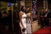Phoenix Gulzar; Mel B, Memphis, The Musical. Press night and after party. Shaftesbury Theatre, London WC2 and party at Floridita, Wardour st. Soho.