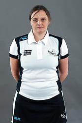 Umpire Rachael Radford