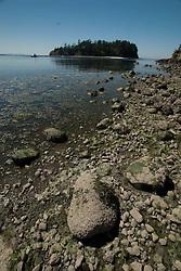 Sucia Island, San Juan Islands, Washington, US