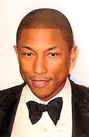 Pharrell Williams, ELLE Style Awards, One Embankment, London UK, 18 February 2014, Photo by Richard Goldschmidt