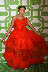 January 6, 2019 - Beverly Hills, CA, USA - LOS ANGELES - JAN 6:  Storm Reid at the 2019 HBO Post Golden Globe Party at the Beverly Hilton Hotel on January 6, 2019 in Beverly Hills, CA (Credit Image: © Kay Blake/ZUMA Wire)
