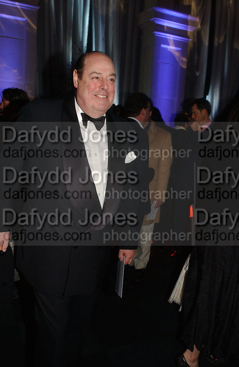 hon Nicholas  Soames. The Black and White Winter Ball. Old Billingsgate. London. 8 February 2006. -DO NOT ARCHIVE-© Copyright Photograph by Dafydd Jones 66 Stockwell Park Rd. London SW9 0DA Tel 020 7733 0108 www.dafjones.com