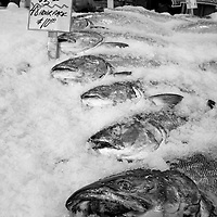 Pikes Place Market | Seattle Fish Market | Fish on Ice | Drew Bird Photography | San Francisco Freelance Photographer | Freelance Photojournalist | Oakland Event Photographer