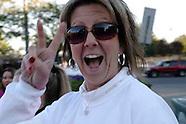 2010 - Making Strides Against Breast Cancer walk
