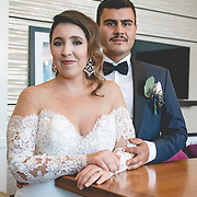 Kelsey and Ahmet