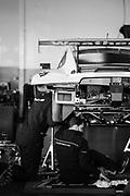 January 27-29, 2021. IMSA Weathertech Series. Rolex Daytona 24h:  #79 WeatherTech Racing, Porsche 911 RSR-19 GTLM, mechanics