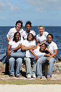 2009 MIAMI HURRICANES Women's Basketball