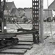 1e Paal nieuwbouw de basisschool de Springplank aan de Naarderhop Huizen