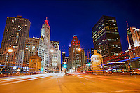 Michigan Avenue, Downtown Chicago