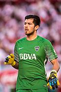 River Plate v Boca Juniors Superliga Argentina 05/11/2017