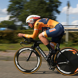 31-08-2017: Wielrennen: Boels Ladies Tour: Roosendaal<br /> Chantal Blaak