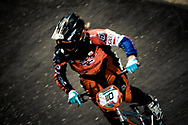 #110 (SMULDERS Laura) NED at the 2013 UCI BMX Supercross World Cup in Chula Vista